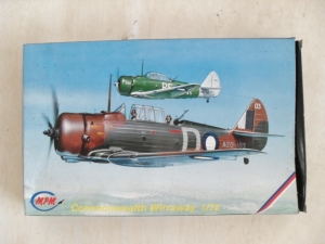 MPM 1/72 72064 COMMONWEALTH WIRRAWAY