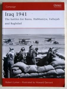 OSPREY CAMPAIGN  165. IRAQ 1941