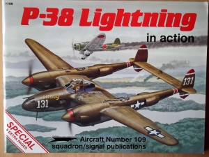 SQUADRON/SIGNAL AIRCRAFT IN ACTION  1109. P-38 LIGHTNING
