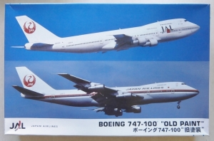 HASEGAWA 1/200 10679 JAL AIRLINES BOEING 747-100 OLD PAINT