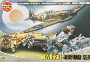 AIRFIX 1/72 06901 WWII RAF AIRFIELD SET