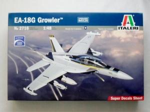 ITALERI 1/48 2716 EA-18G GROWLER