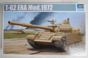 TRUMPETER 1/35 01549 T-62 ERA Mod.1972 IRAQI ARMY