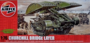 AIRFIX 1/76 04301 CHURCHILL BRIDGELAYER