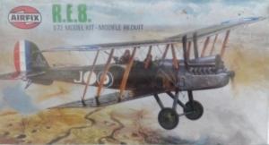 AIRFIX 1/72 02060 R.E.8.