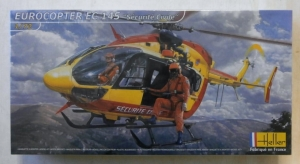 HELLER 1/72 80375 EUROCOPTER EC 145 SECURITE CIVILE
