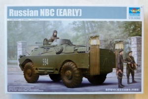 TRUMPETER 1/35 05513 RUSSIAN NBC  EARLY