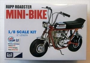 MPC 1/8 849 RUPP ROADSTER MINI-BIKE