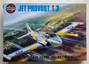 AIRFIX 1/72 61029 JET PROVOST T.3