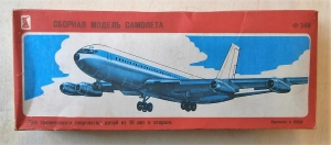 NOVO IMPORT 1/144 F349 BOEING 707