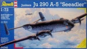 REVELL 1/72 04340 JUNKERS Ju 290 A-5 SEEADLER