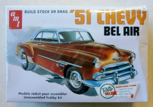 AMT 1/25 862 51 CHEVY BEL AIR