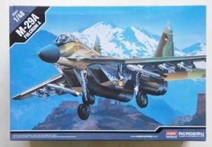 ACADEMY 1/48 12263 MiG-29A FULCRUM A