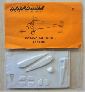 AIRFRAME 1/72 MORANE SAULNIER L PARASOL