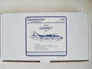 DYNAVECTOR 1/48 FAIREY GANNET AS-1