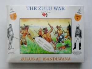 CALL TO ARMS 1/32 04 ZULUS ISANDLWANA