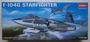 ACADEMY 1/72 12443 F-104G STARFIGHTER