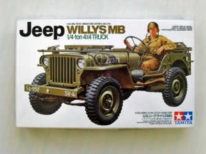 TAMIYA 1/35 35219 WILLYS JEEP