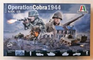 ITALERI 1/72 6116 OPERATION COBRA 1944