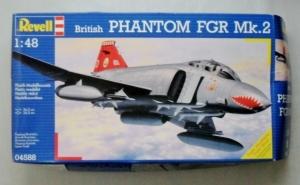 REVELL 1/48 04588 BRITISH PHANTOM FGR Mk.2