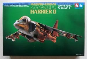 TAMIYA 1/72 60721 McDONNELL DOUGLAS HARRIER II AV-8B