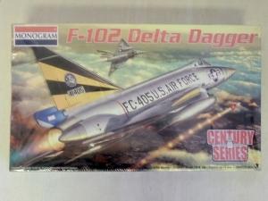 MONOGRAM 1/48 5518 F-102 DELTA DAGGER