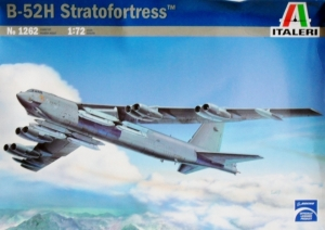 ITALERI 1/72 1262 B-52H STRATOFORTRESS