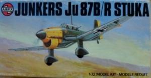 AIRFIX 1/72 03030 JUNKERS Ju 87B/R STUKA