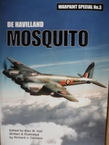 WARPAINT  SPECIAL 3. MOSQUITO