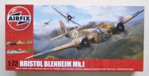AIRFIX 1/72 04016 BRISTOL BLENHEIM Mk.I