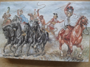 WATERLOO 1/72 AP001 GREEK CAVALRY