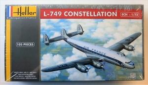 HELLER 1/72 80310 LOCKHEED L-749 CONSTELLATION AIR FRANCE