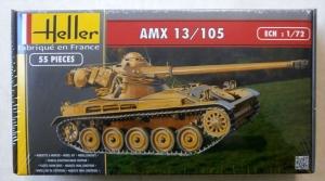 HELLER 1/72 79874 AMX 13/105