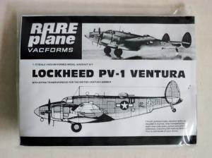 RAREPLANE 1/72 LOCKHEED PV-1 VENTURA
