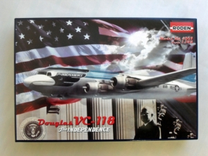 RODEN 1/144 307 DOUGLAS VC-118 THE INDEPENDENCE
