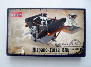 RODEN 1/32 625 HISPANO-SUIZA 8Ab
