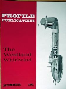 PROFILES AIRCRAFT PROFILES 191. WESTLAND WHIRLWIND