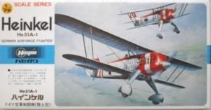 HASEGAWA 1/72 JS-053 HEINKEL He 51A-1
