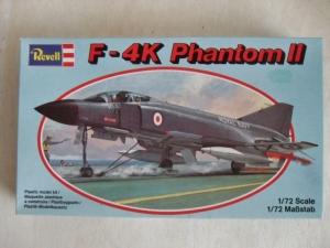 REVELL 1/72 H129 F-4K PHANTOM II