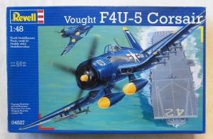 REVELL 1/48 04527 VOUGHT F4U-5 CORSAIR