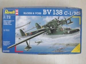 REVELL 1/72 04368 BLOHM   VOSS Bv 138 C-1/MS