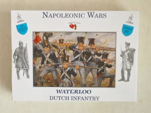 CALL TO ARMS 1/32 31 DUTCH INFANTRY - NAPOLEONIC