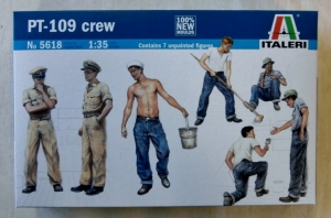 ITALERI 1/35 5618 PT-109 CREW