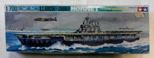 TAMIYA 1/700 A110 US AIRCRAFT CARRIER HORNET