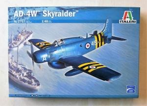 ITALERI 1/48 2757 AD-4W SKYRAIDER