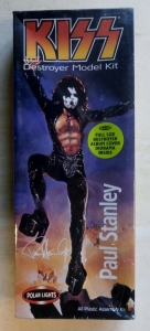 POLAR LIGHTS  5051 KISS PAUL STANLEY