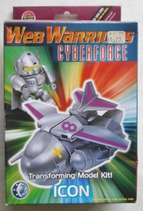 AIRFIX  20004 WEB WARRIORS ICON