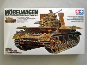 TAMIYA 1/35 35237 GERMAN SELF-PROPELLED AA GUN MOBELWAGEN