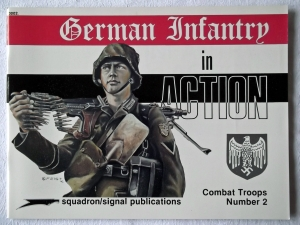 SQUADRON/SIGNAL COMBAT TROOPS  3002. GERMAN INFANTRY