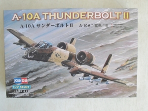 HOBBYBOSS 1/72 80266 A-10A THUNDERBOLT II